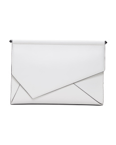 Ginza Leather Clutch
