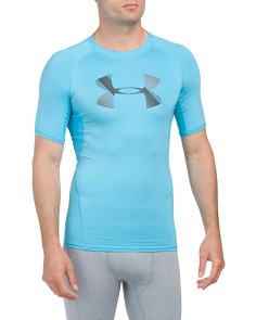 Novelty Short Sleeve Compression Tee