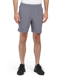 Perforated No Liner Shorts