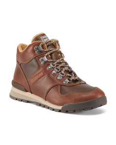 Eagle Luxe Leather Hiking Boots