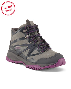 Capra Bolt Waterproof Hiking Boots
