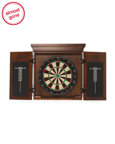 Luxury Athos Dart Board Set