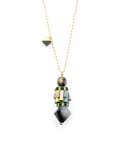 Ceci Statement Pendant Necklace