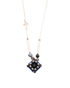 Victoria Statement Pendant Necklace