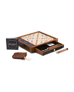 Luxury Scrabble Game