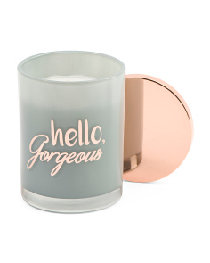 16oz Hello Gorgeous Candle