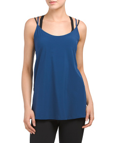 Swift Strappy Tank