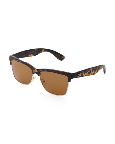 Men's Polarized Vinyl Sunglasses
