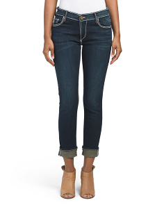 Made In USA Liv Relaxed Skinny Jeans