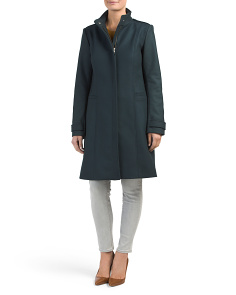 Moriah Wool Coat