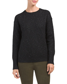 Koniko Tweed Sweater