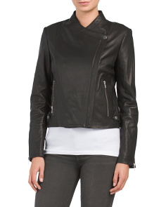 Phelan Leather Jacket