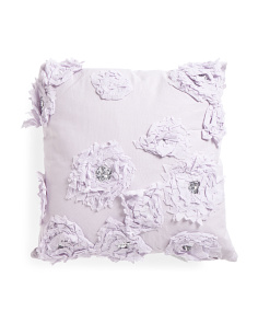 Kids Made In India 20x20 Textured Pillow