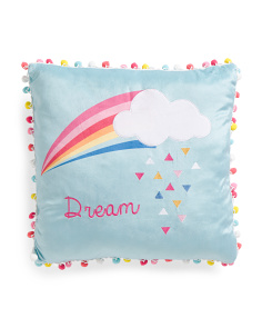 Kids 18x18 Dream Pillow
