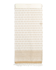 Made In India 18x80 Metallic Runner