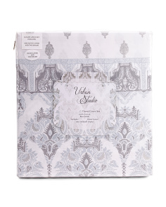 Munich Border Duvet Set