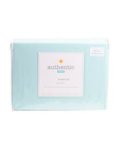 Kids 200tc Cotton Sheet Set