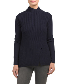 Hadley Merino Wool Sweater
