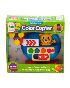 Early Learning Colorcopter