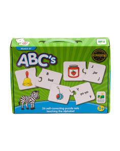 Match It Abc's Matching Game