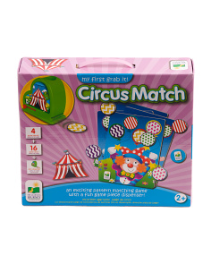 My First Grab It Circus Match Game