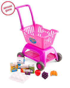 Play And Learn Shopping Cart