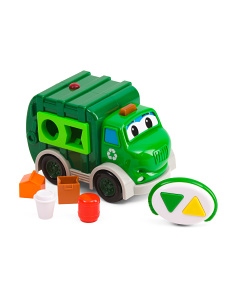 Remote Control Recycle Truck