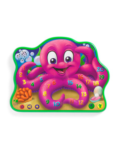 Count And Learn Octopus