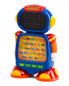 Touch & Learn Phonics Bot