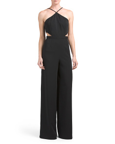 Carroll Peek A Boo Jumpsuit