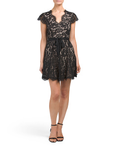 Sloane Lace Dress