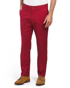 Slim Stretch Marina Pants