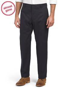 Iron Free Relaxed Stretch Pants