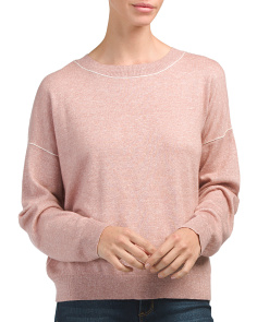 Criselle Cashmere Blend Sweater