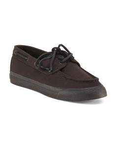 Bahama Casual Canvas Boat Shoes