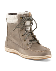 Bayfish Casual Leather Boots