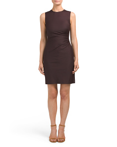 Jorainna Virgin Wool Blend Dress