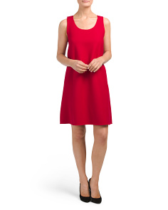 Kestel Virgin Wool Blend Dress