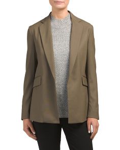 Sedeia Contour Virgin Wool Blazer