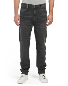 Made In USA Drop Rise 5 Pocket Jeans