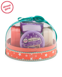 Little Luxuries Snow Globe Set