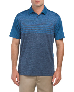 Coolswitch Upright Striped Polo