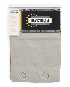 37x84 Set Of 2 Blackout Curtains