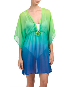Ombre Kaftan Cover-up