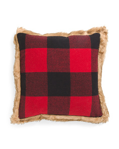 20x20 Buffalo Plaid Pillow