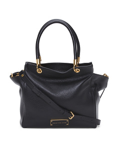 Bentley Leather Tote