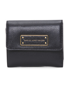 Too Hot To Handle Leather Billfold Wallet