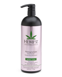 Pomegranate Daily Herbal Moisturizing Shampoo
