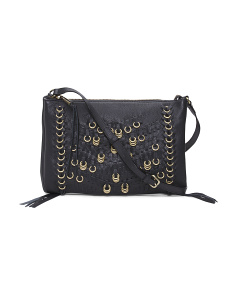 Hendrix Leather Crossbody