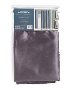 Set Of 2 Room Darkening Curtains